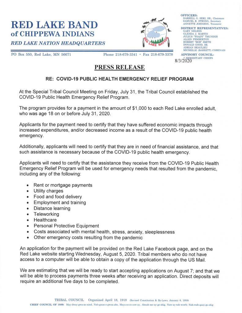 RLBCI Press Release 1