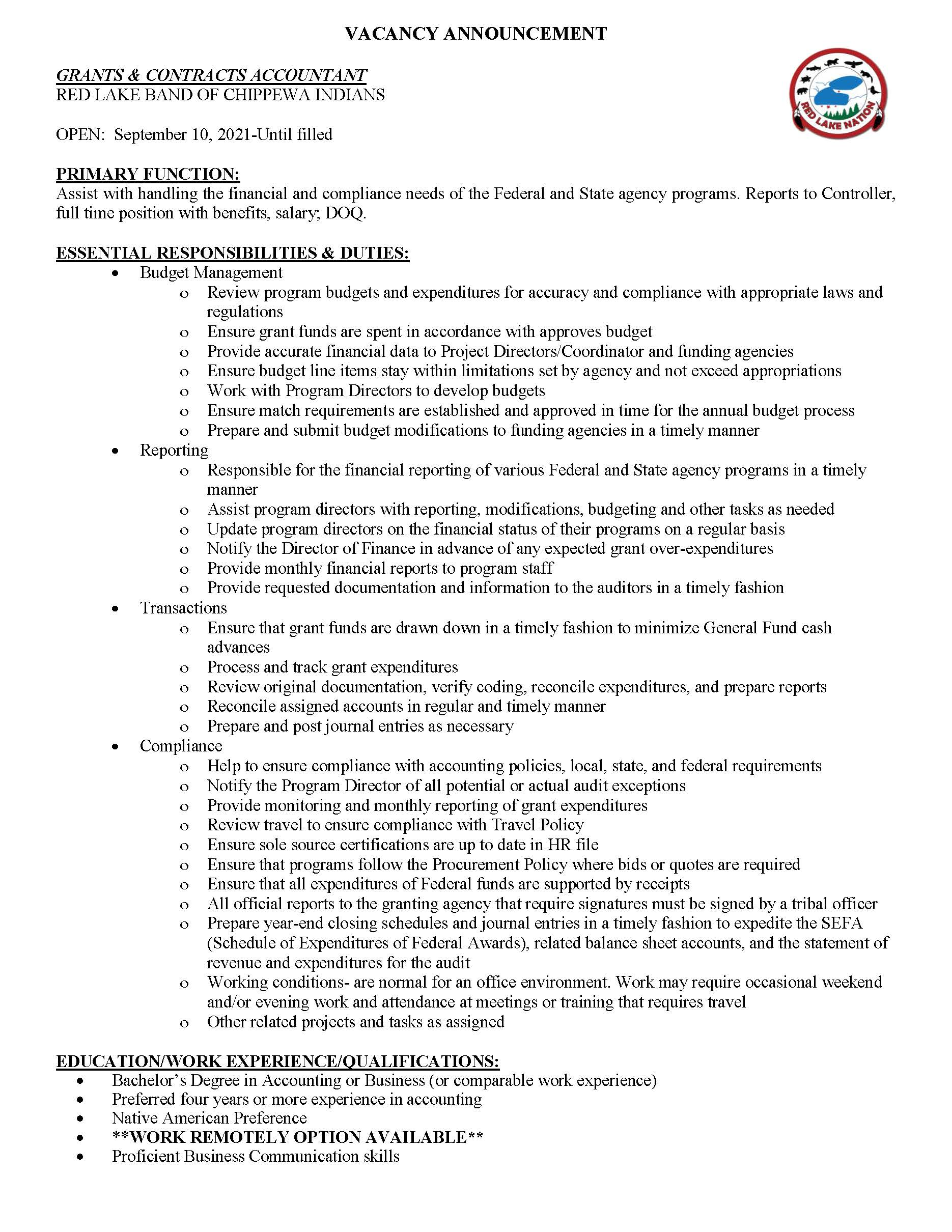 Grants Contracts Accountant-RLBCI- Job Posting 9-10-2021 (002)_Page_1